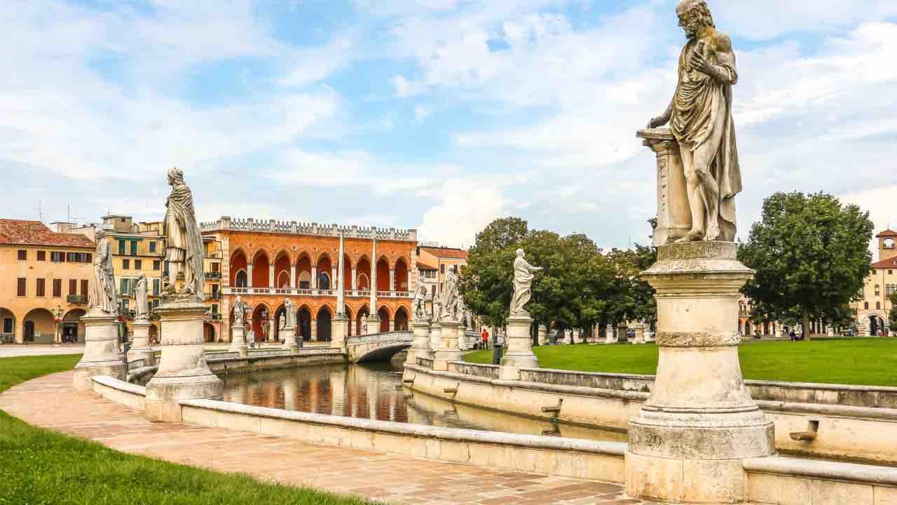 Rissa a Padova
