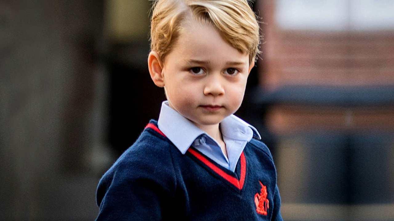 Principe George, sventato attentato terroristico per ucciderlo