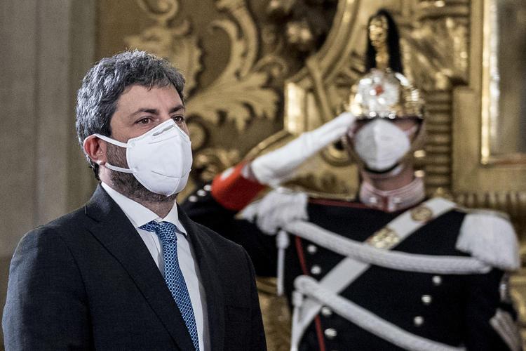 Crisi di Governo - Roberto Fico