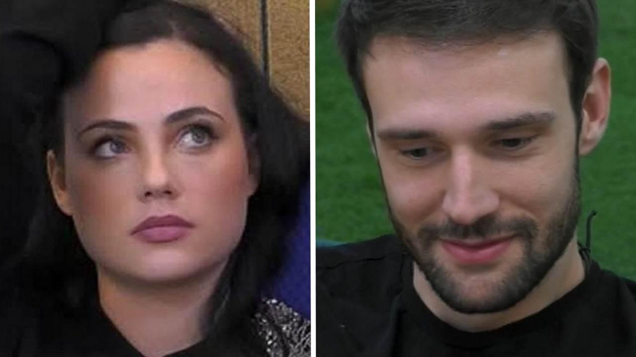 Rosalinda Cannavò e Andrea Zenga, GF Vip 5