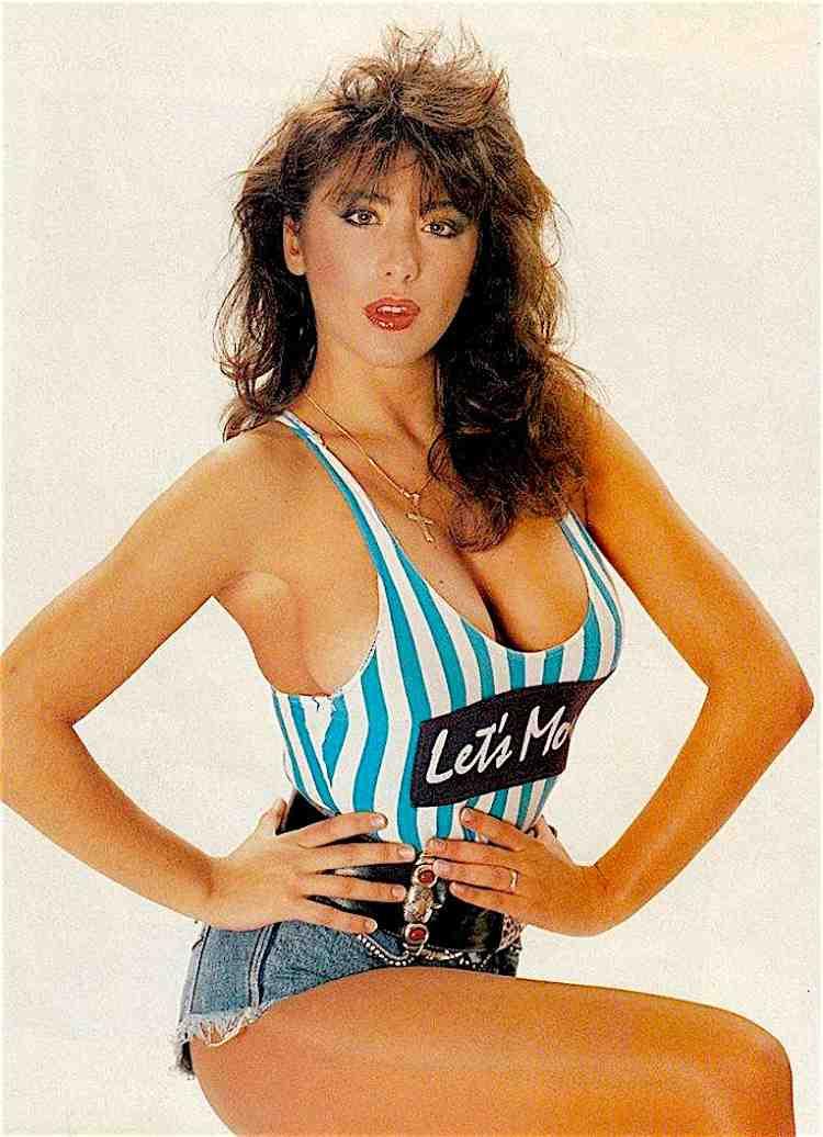 Sabrina Salerno anni '80