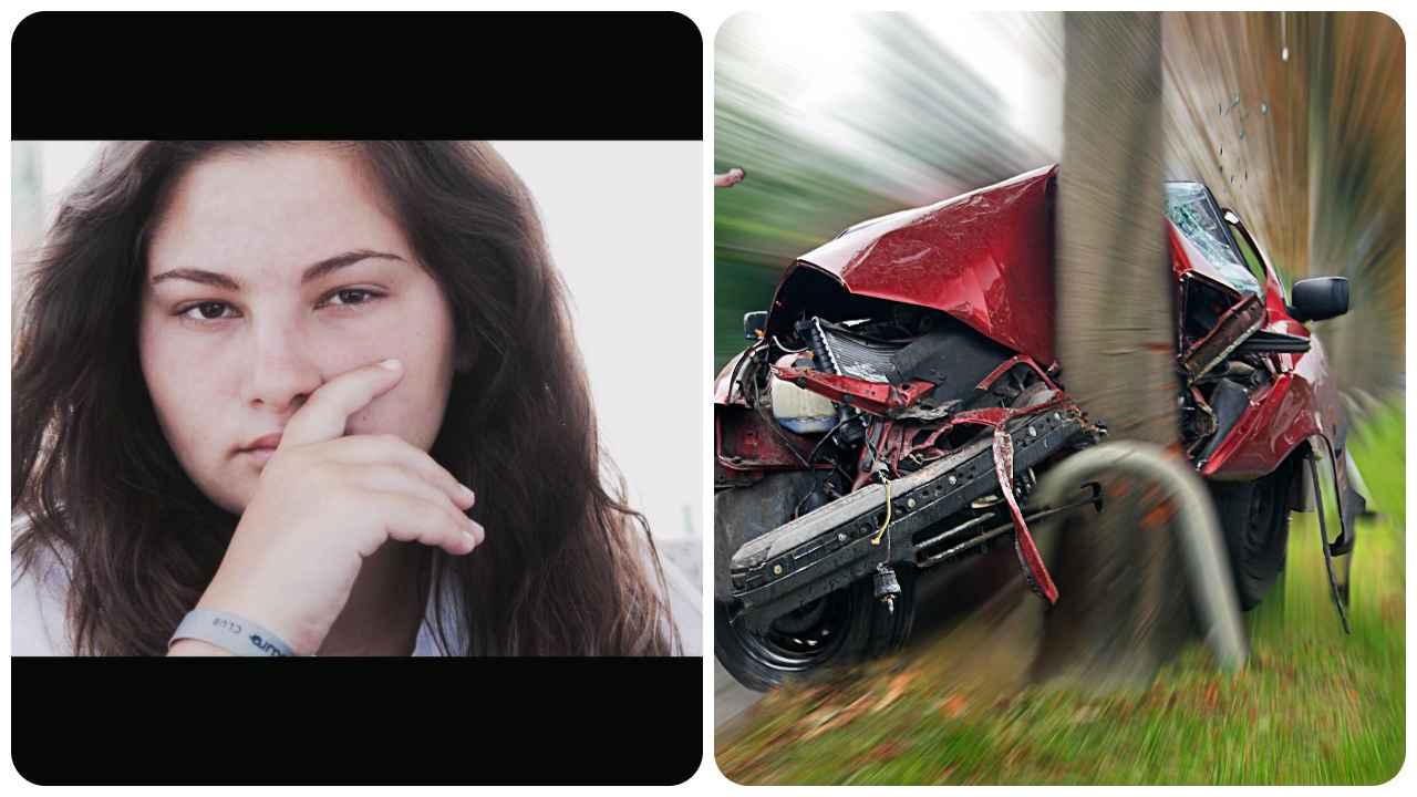 incidente provinciale morta Rosanna Bernocco