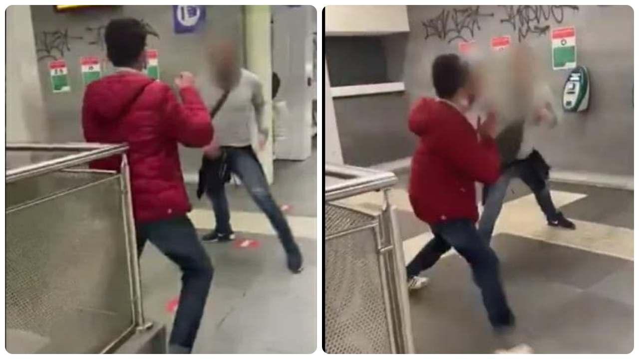Aggressione omofoba a Roma-video