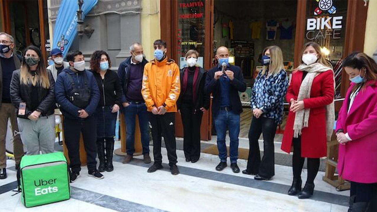 Napoli, inaugura la prima Casa del Rider d'Italia