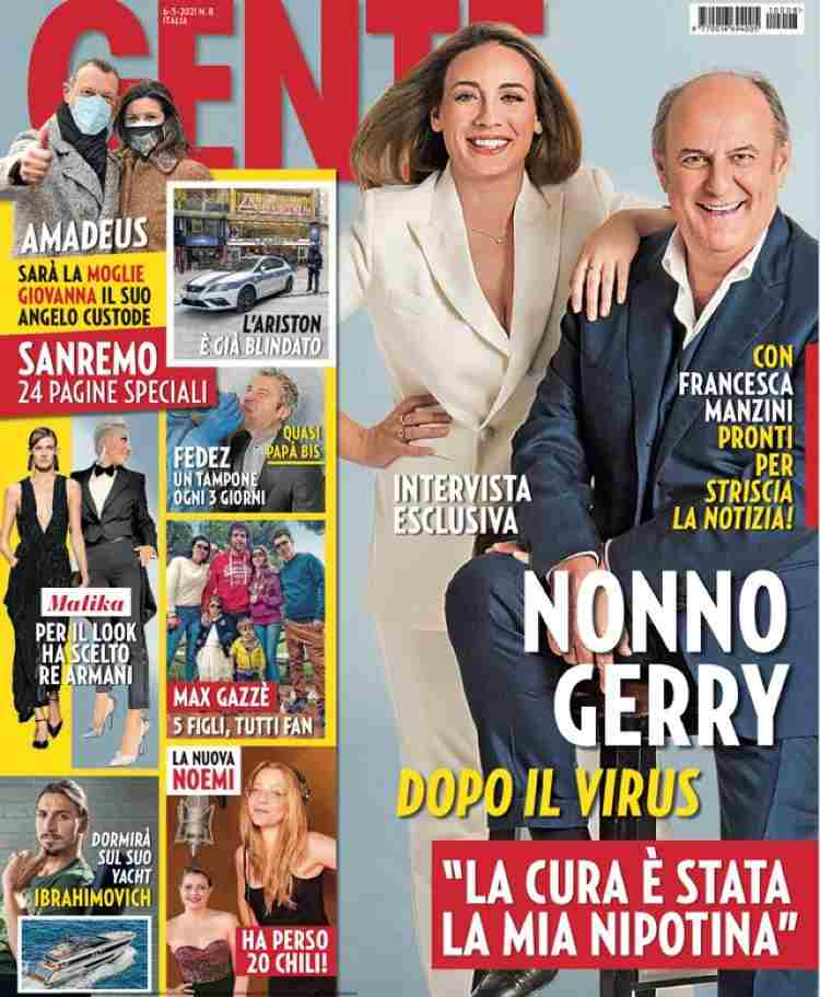 Francesca Manzini dimagrita
