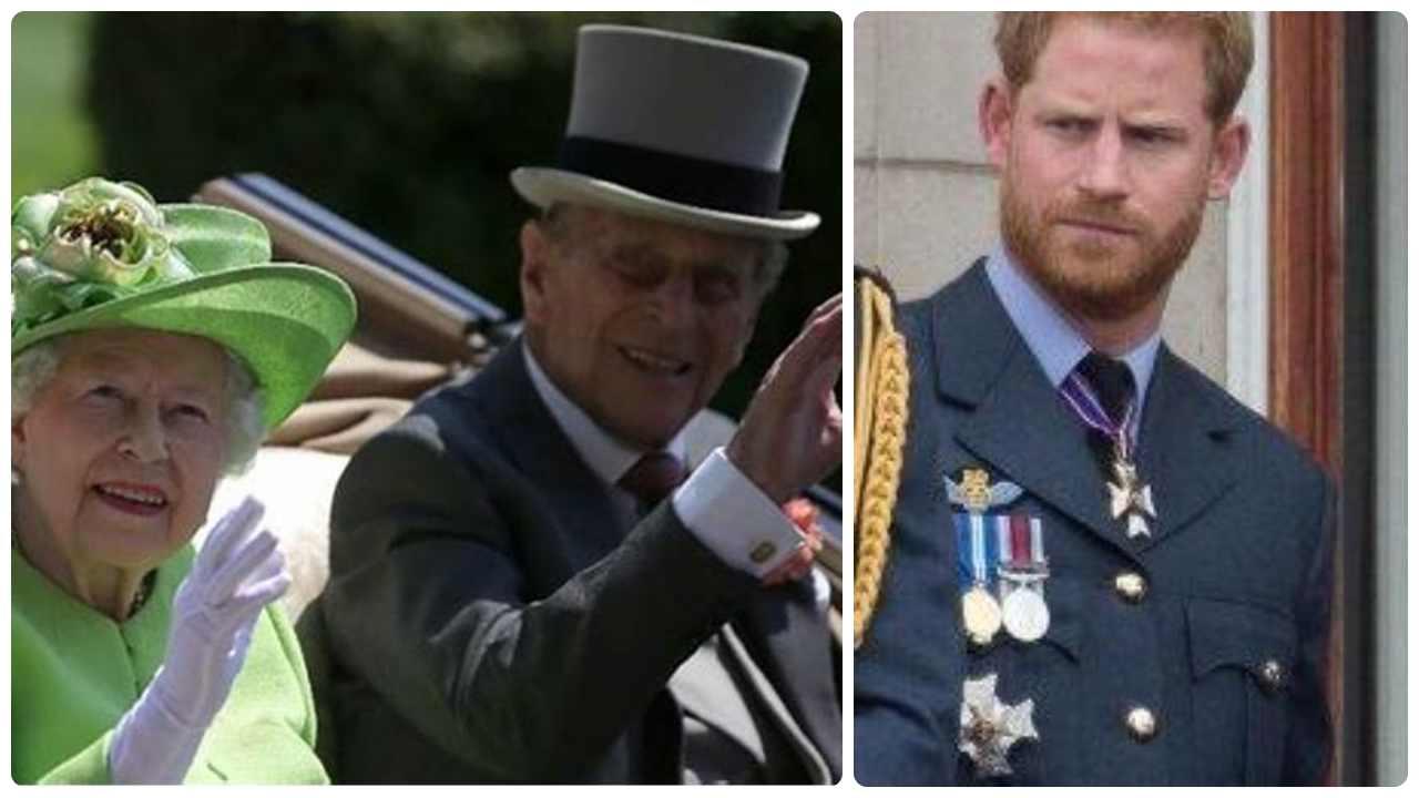 Principe Filippo condizioni peggiorano, Harry torna per ultimo saluto