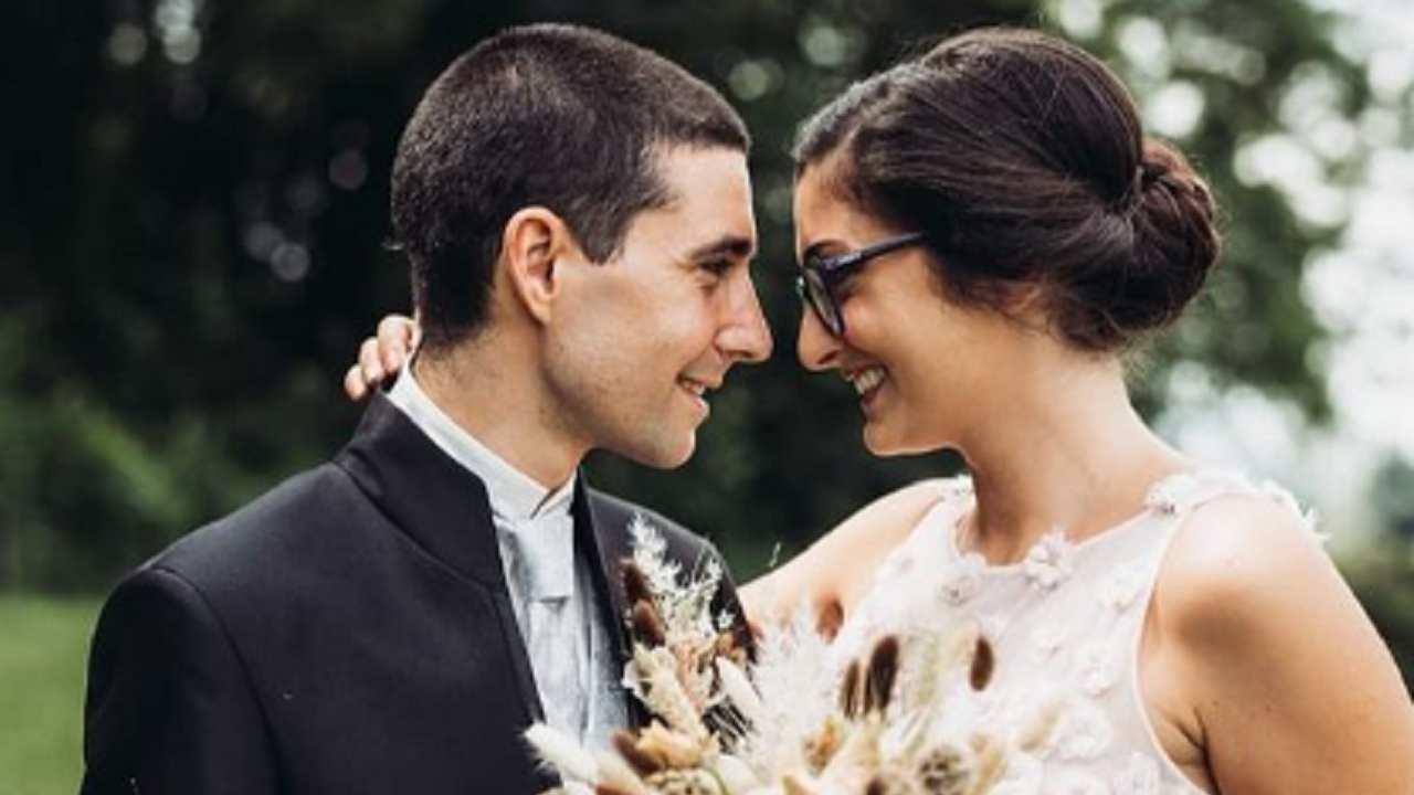 Santa Marziale Salvatore Bonfiglio Matrimonio a prima vista