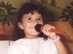 Serena-Rossi-bambina