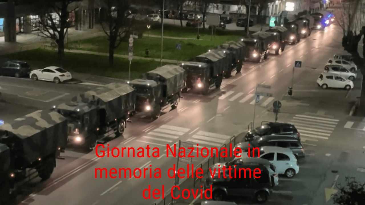 Giornata Nazionale in memoria delle vittime del Covid-19