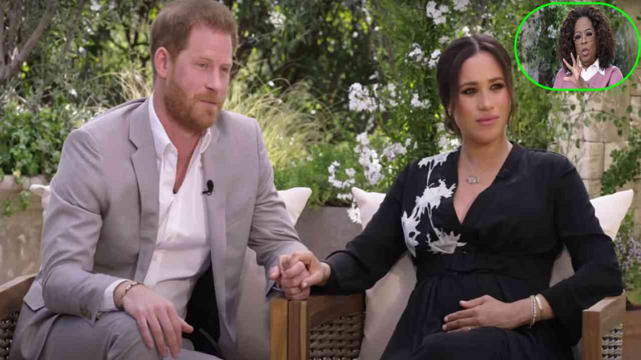 Intervista ad Harry e Meghan