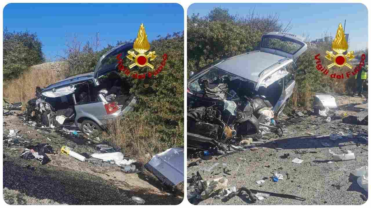 incidente Maremonti due vittime