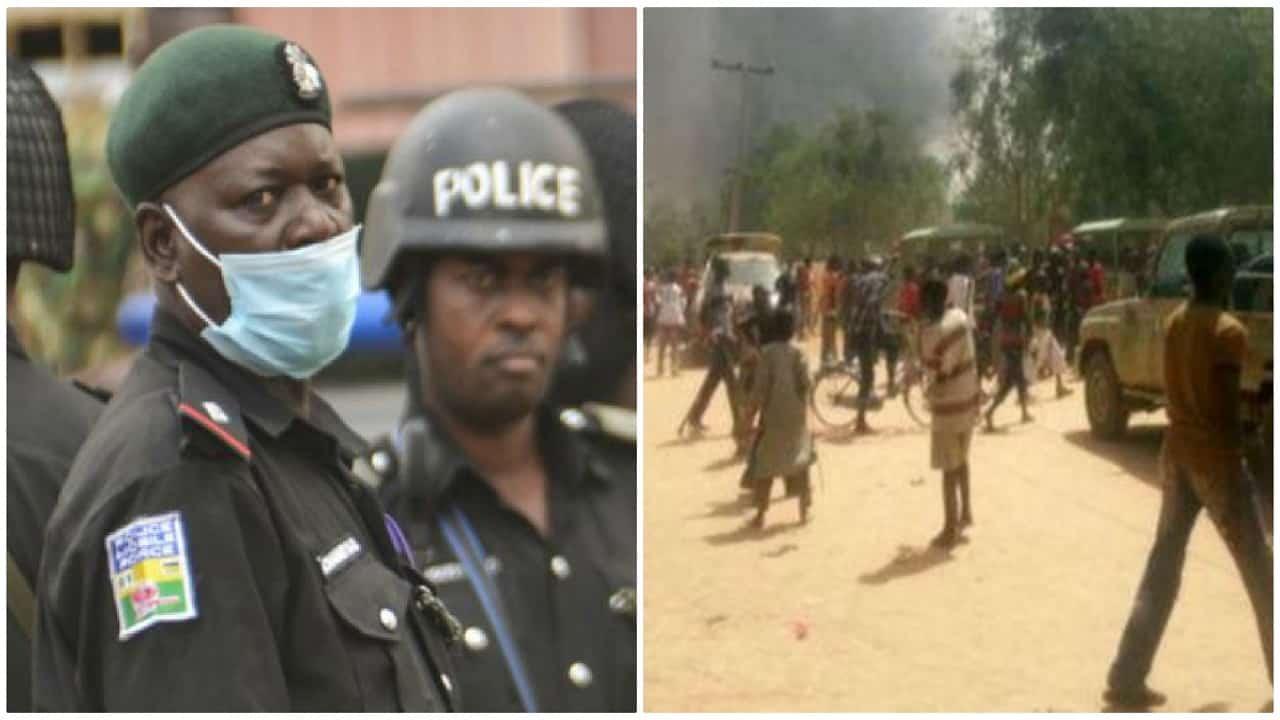 Attacco Nigeria scuola elementare