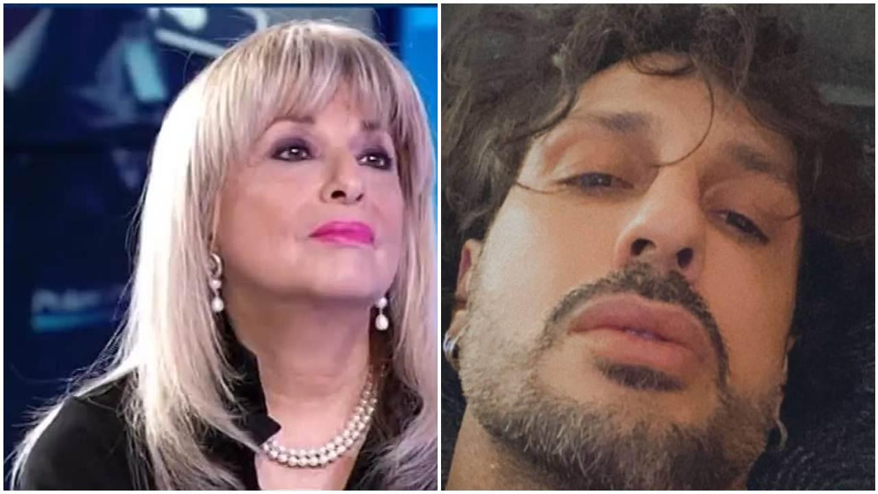 Fabrizio Corona mamma sfogo