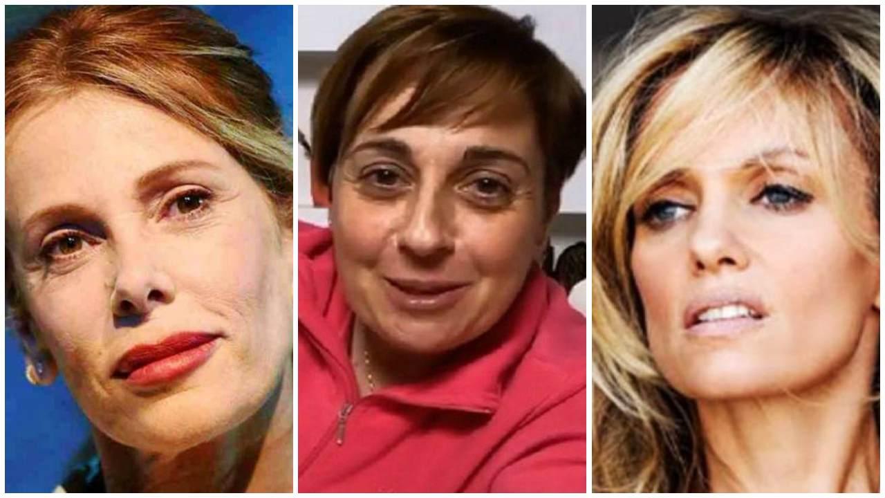 Gossip weeke, Marcuzzi, Rossi e Mattera