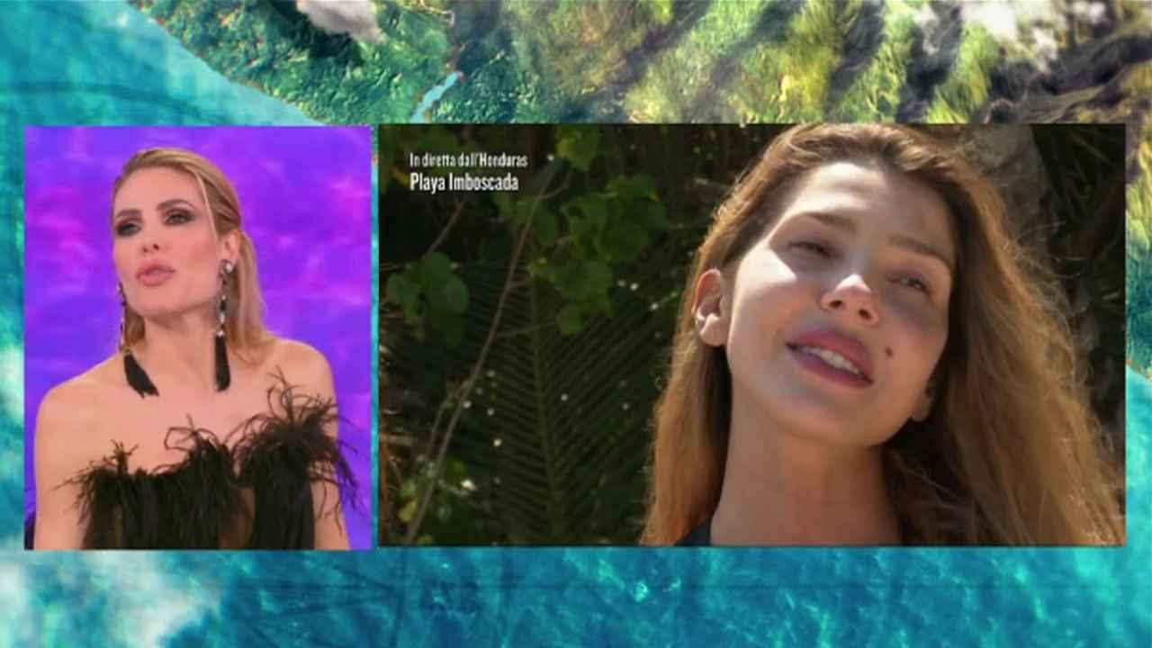 Ilary Blasi e Manuela Ferrera, L'Isola dei Famosi 2021