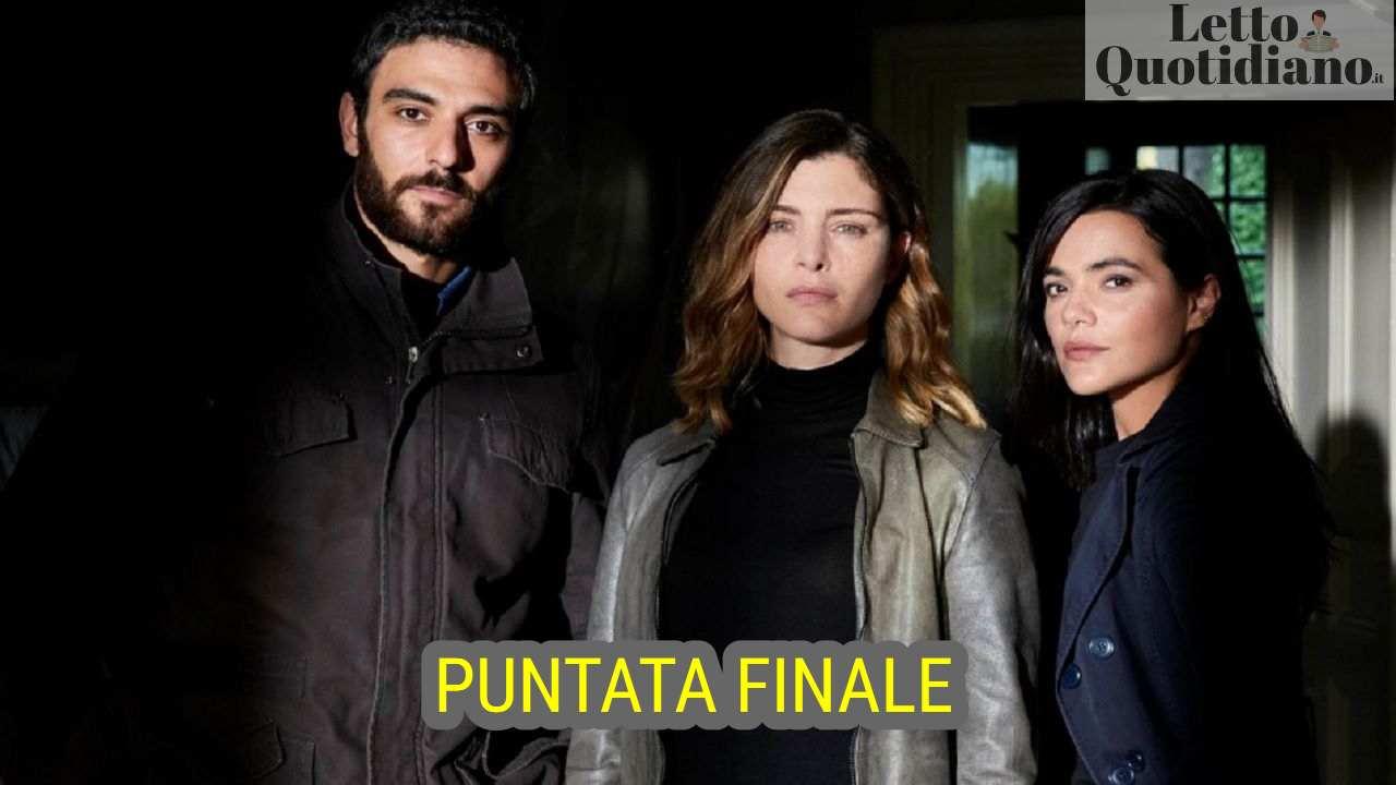 La fuggitiva, puntata finale anticipazioni