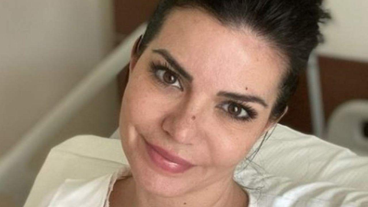 Laura Torrisi di nuovo in ospedale