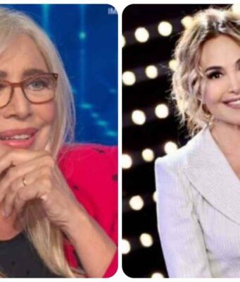 Mara Venier e Barbara D'Urso sfida domenicale