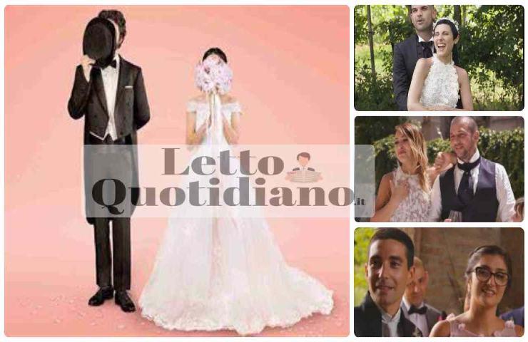 Matrimonio a prima vista Italia 6-coppie e convivenza
