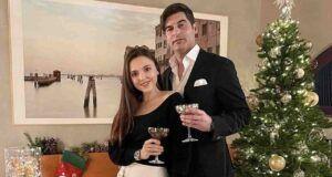 Paulo Fonseca moglie Katerina Ostroushko