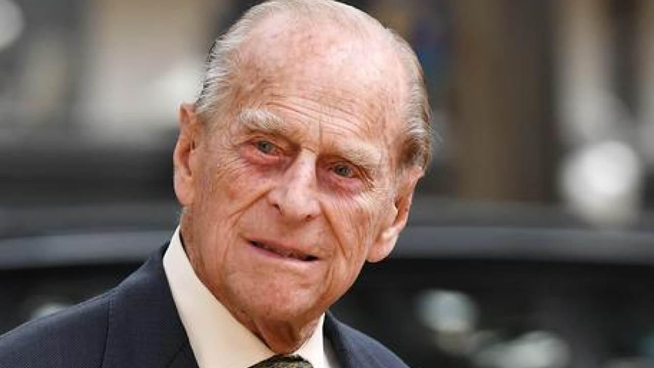 morto Principe Filippo