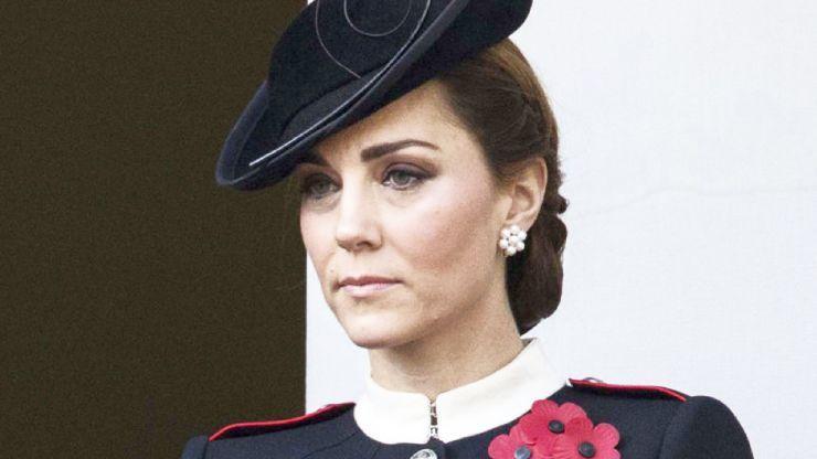 Kate Middleton, l'omaggio a Lady D al funerale del Principe di Edimburgo