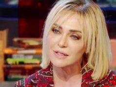 Paola Barale e la relazione con l'attrice