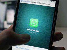 whatsapp, nuovo blocco