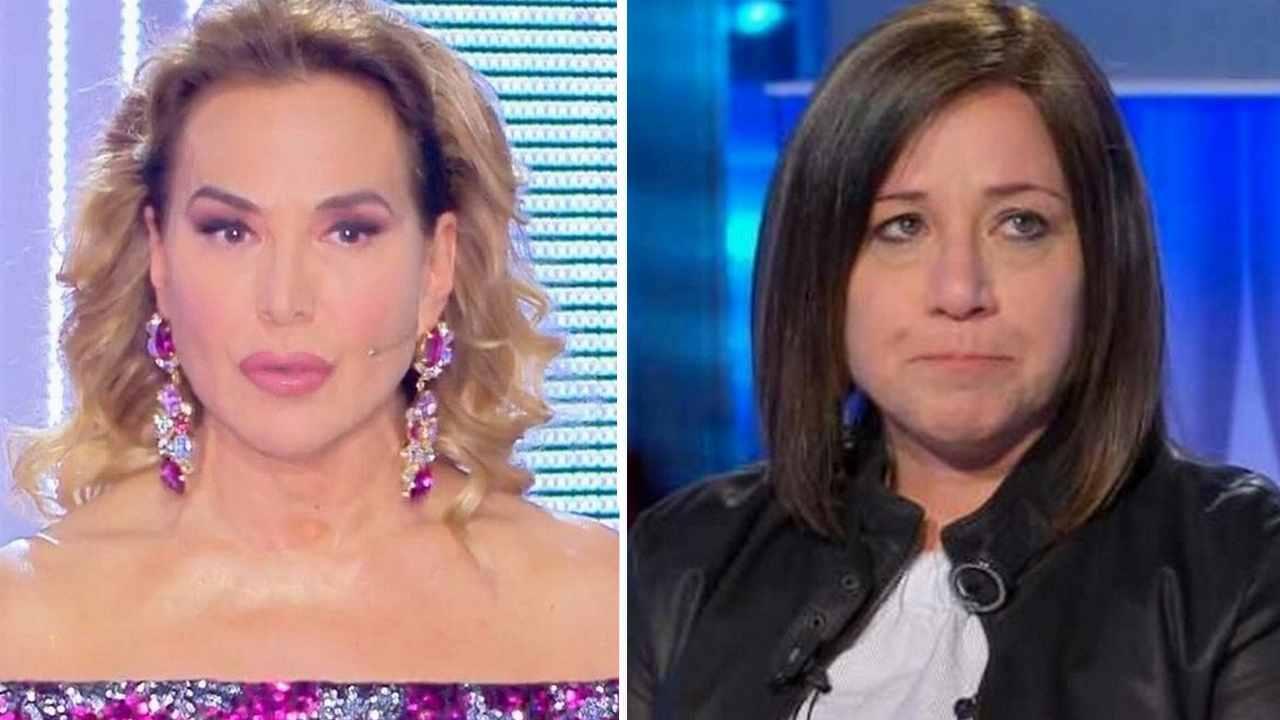 Barbara D'Urso e Piera Maggio