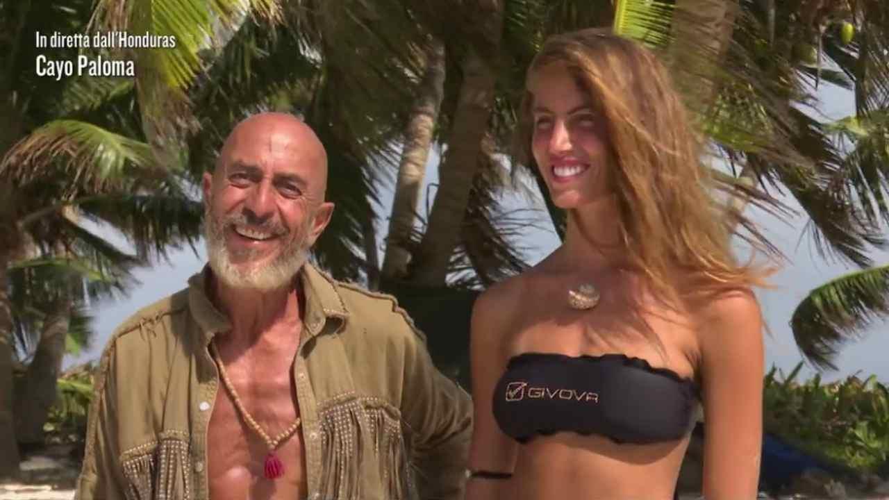 Beatrice e Ignazio, L'Isola dei Famosi 2021