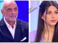 Paolo Brosio e Maria Laura De Vitis svelano tutto a Domenica Live