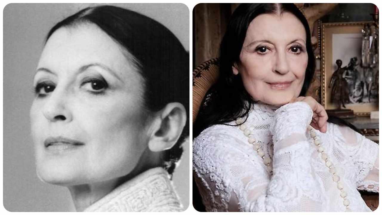 morta Carla Fracci