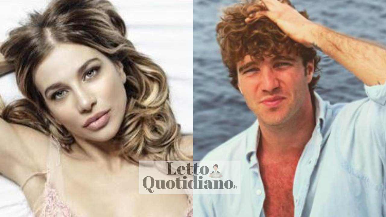 Clizia Incorvaia e Paolo Ciavarro