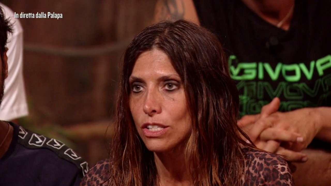 Emanuela Tittocchia, L'Isola dei Famosi 2021