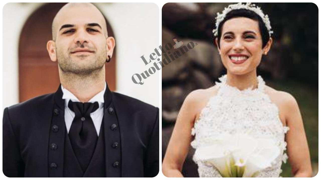 Fabio e Clara di Matrimonio a prima vista Italia 2021