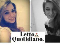 morta Luana D'orazio