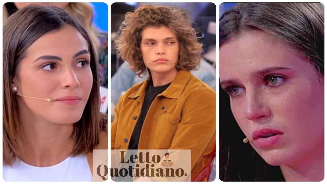 Uomini e Donne scelta di Massimiliano Mollicone