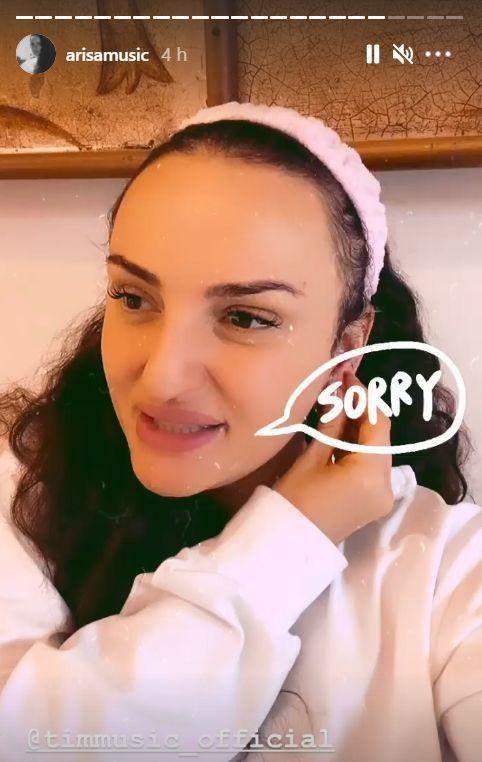 Arisa ha rivelato poche ore fa che non potrà essere a Tim Music domani per motivi di salute, il triste annuncio dell'artista preoccupa i fan