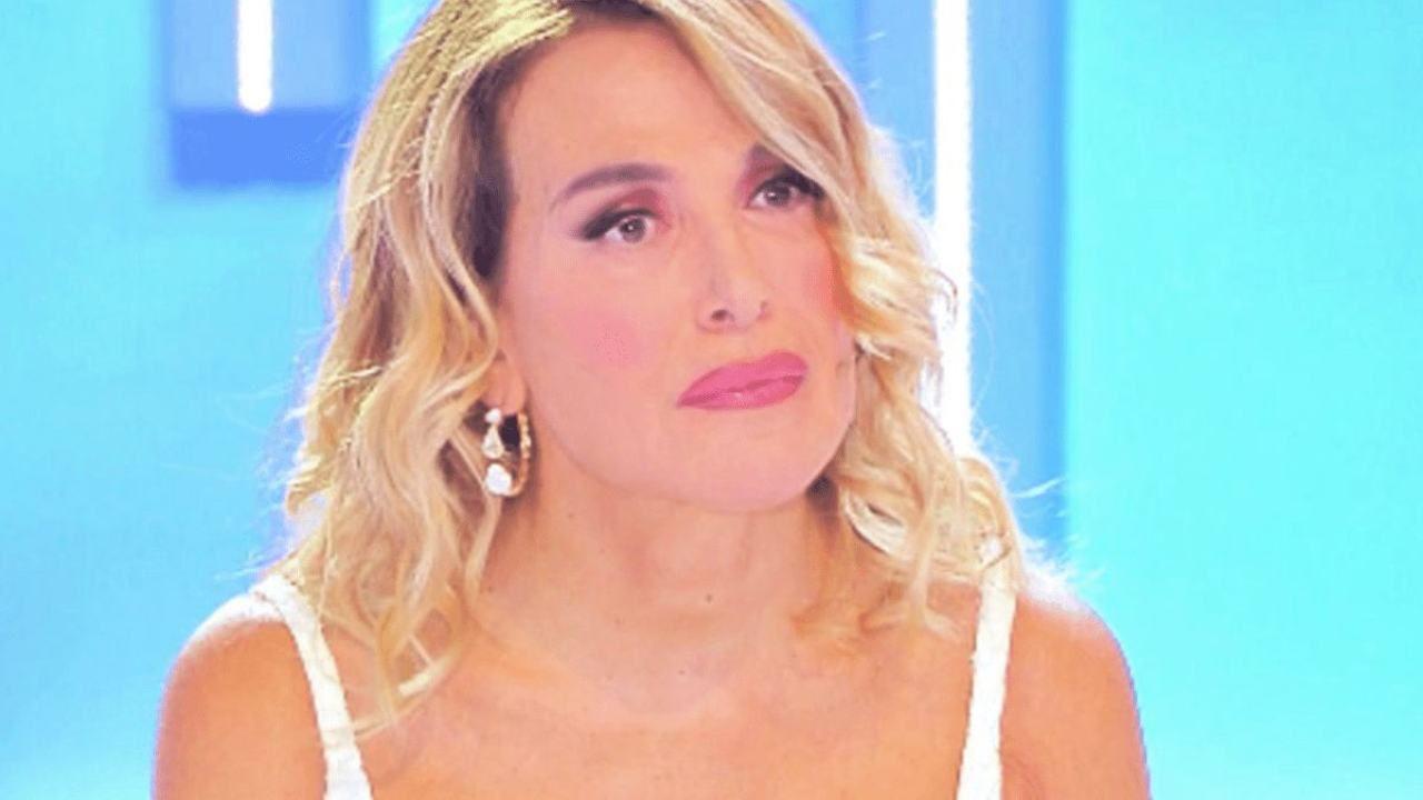 Barbara D'Urso la verità sulle luci