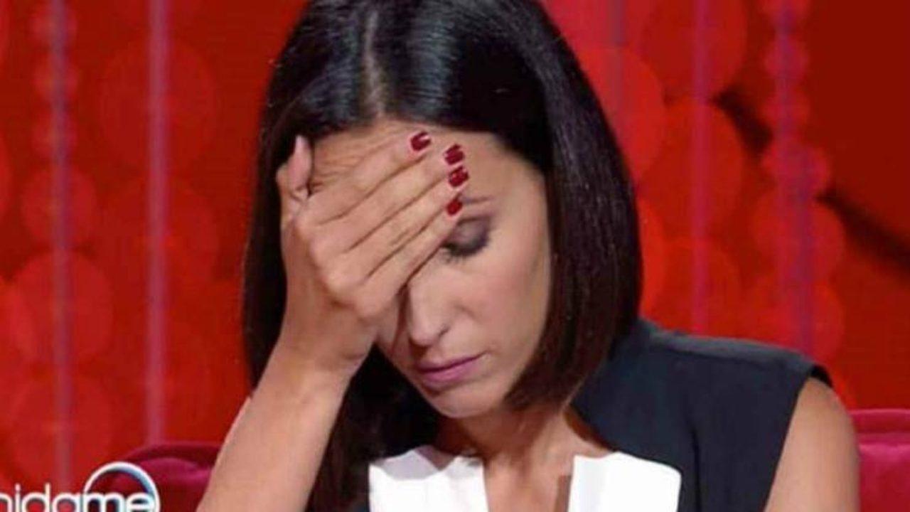 Caterina Balivo non si è mai vergognata così tanto: la peggior figuraccia della sua vita