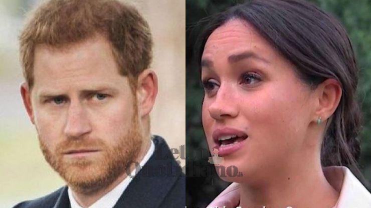 Principe Harry, è crisi con Meghan? Paparazzato insieme ad un'altra donna