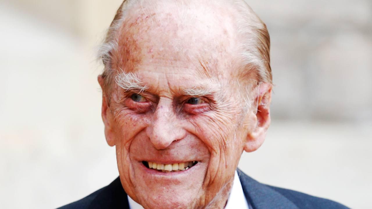 Principe Filippo, la vera causa della morte