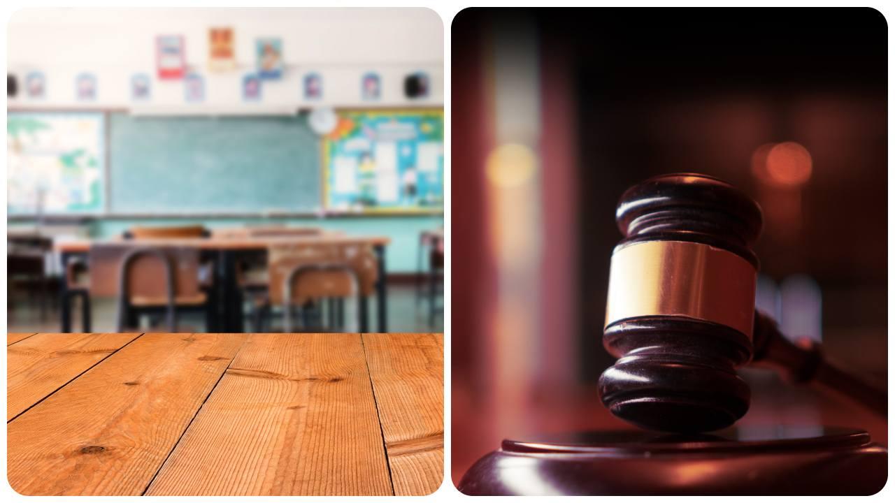 bambino precipitato scuola, condannata maestra