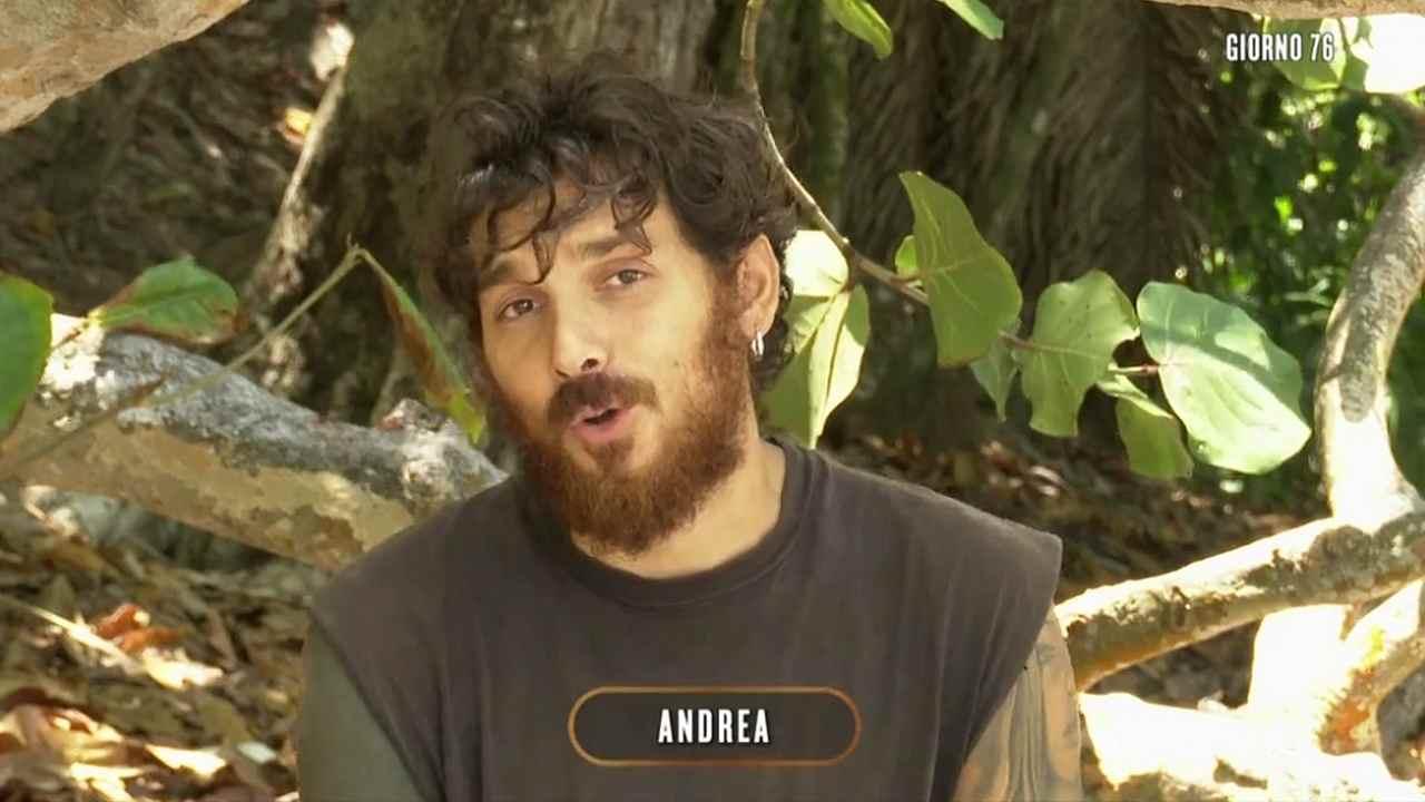 Andrea Cerioli, L'Isola dei Famosi 2021