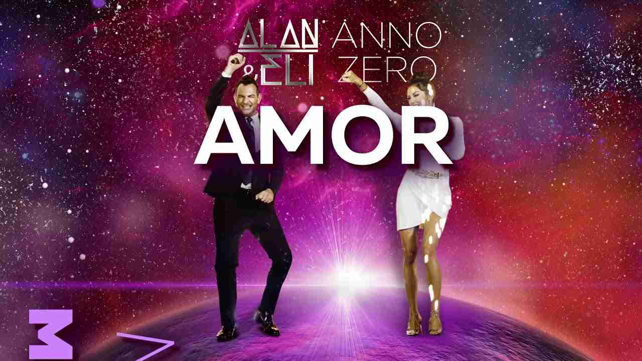 Anno Zero, Alan Palmieri ed Elisabetta Gregoraci