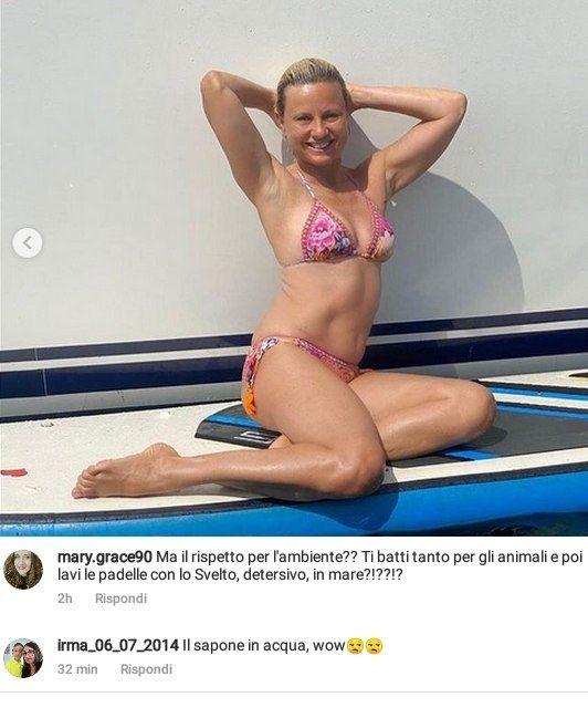 Antonella Elia (Instagram)
