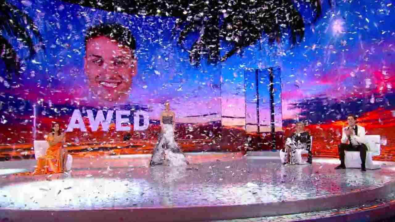 Awed vince L'Isola dei Famosi 2021