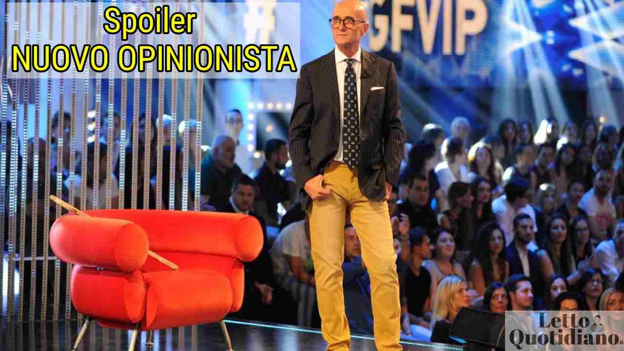 GFVip spoiler nuova opinionista Adriana Volpe