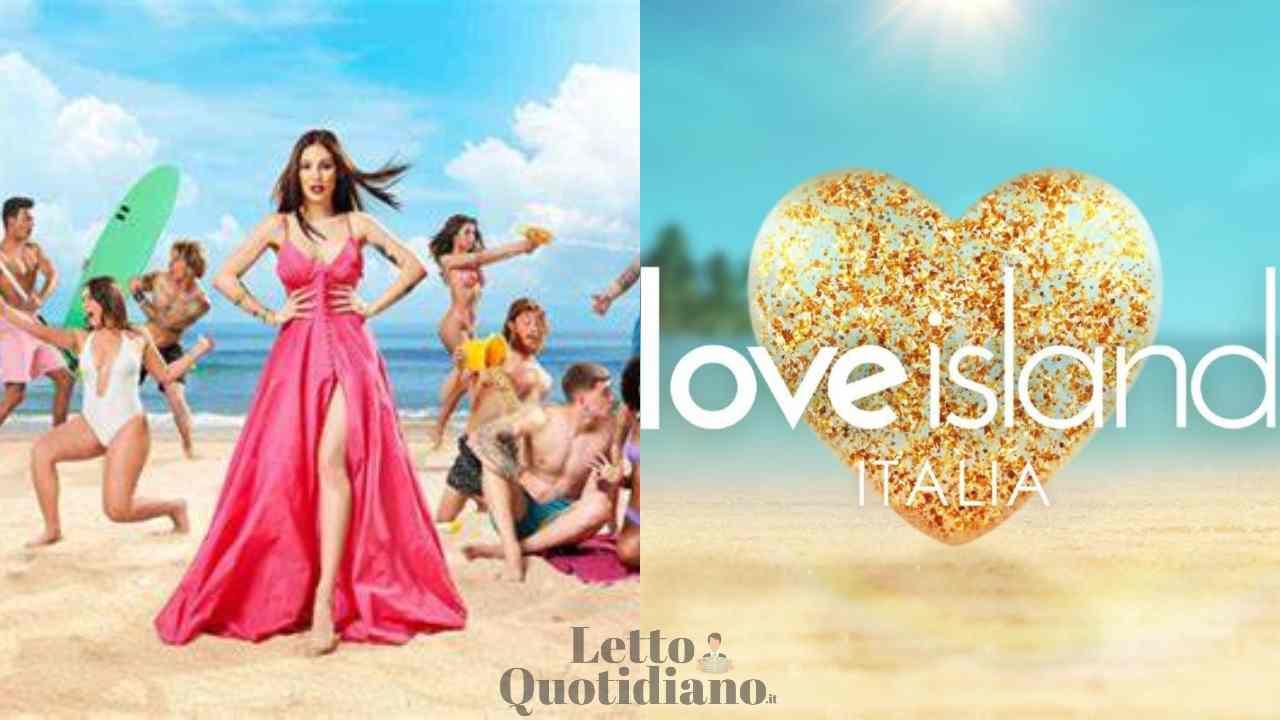 Love Island Italia: Giulia De Lellis, cast e quando parte