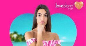 Monica Love Island